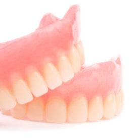 見えない入れ歯