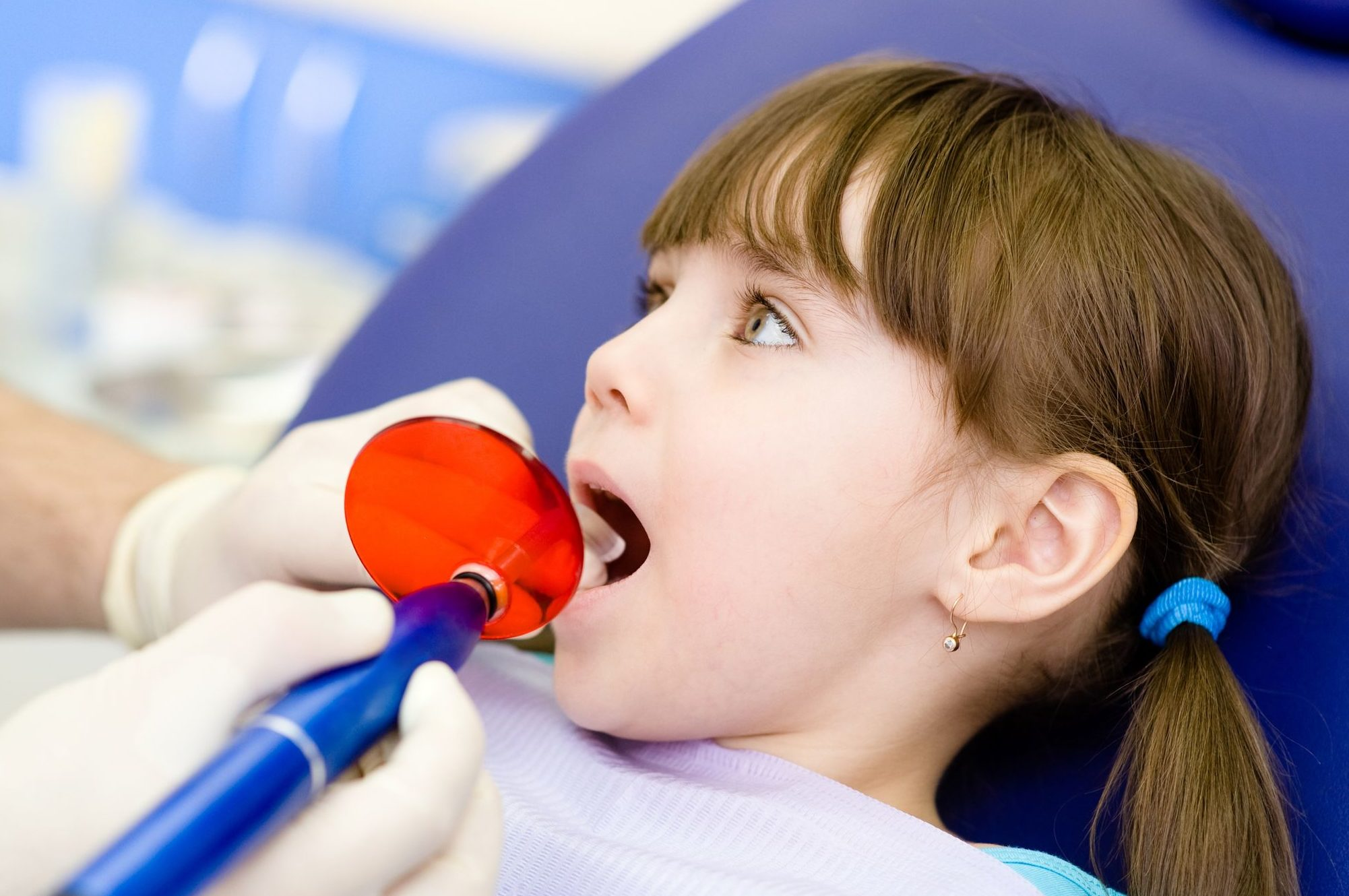 総合的な小児の歯科治療